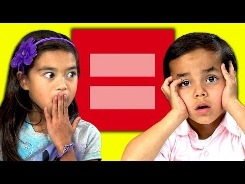 Kids To People Who Are Afraid Of Gays: 'If I'd Have Gotten A Bunch Of Microscopes, Would I Be Gay?'